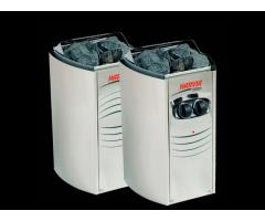 Электрические печи-каменки HARVIA для саун и бань