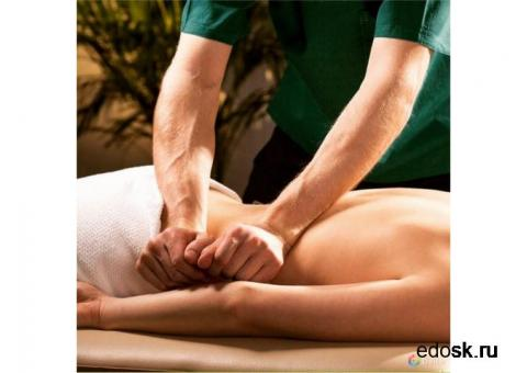Профессиональный оздоровительный массаж,spa
