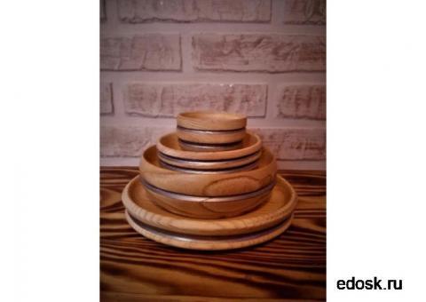Набор тарелок/салатницы/ тарелки для  второго