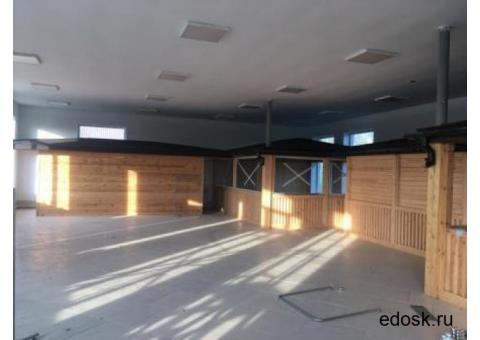 Здание 598 м² на участке 12 соток