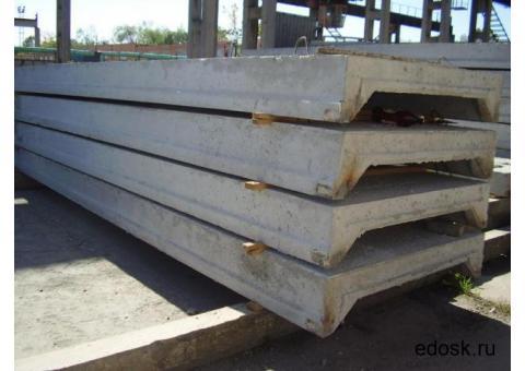 Плиты покрытия ребристые 4ПГ6, ПКЖ, ИП