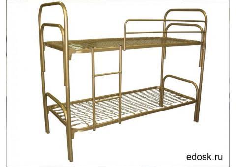 По низким ценам кровати металлические от производителя
